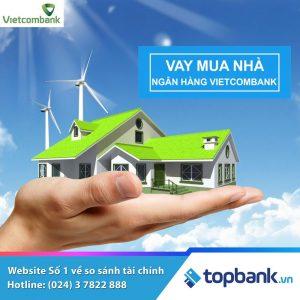 lãi suất cho vay mua nhà Vietcombank tháng 7/2019