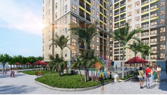 Chung cư Bcons green View nhiều nhà đầu tư quan tâm