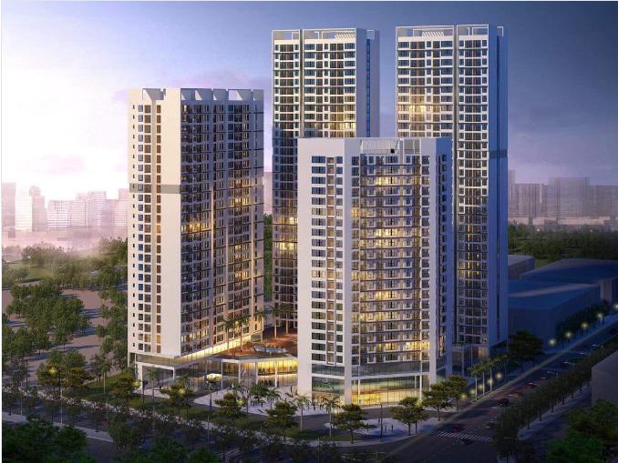 Green Square Dự án căn hộ chung cư 2020 được nhiều khách hàng để ý