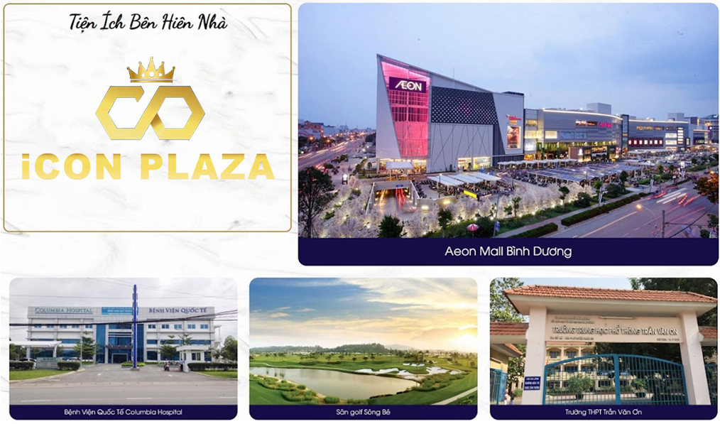 Icon Plaza An Phú Thuận An