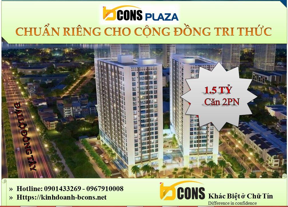 Phối Cảnh dự án căn hộ chung cư Bcons Plaza Dĩ An